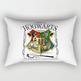 Hogwarts Alumni school Harry Poter Rectangular Pillow