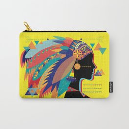 Native Indian Carry-All Pouch