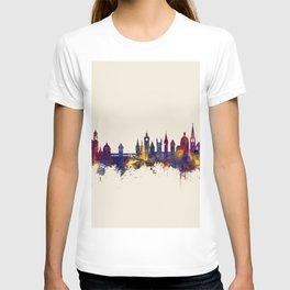 Lucerne Switzerland Luzern Skyline T-shirt