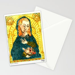 The Son of Perdition Stationery Cards