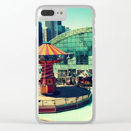 Navy Pier Clear iPhone Case