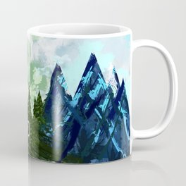 Go to The Mountains Coffee Mug