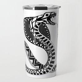black king cobra ecopop Travel Mug