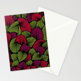 Happy abstract: Jungle Nr:02 Stationery Cards