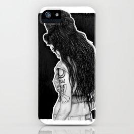 Amy I iPhone Case