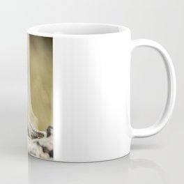Lizard At Attention Coffee Mug