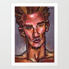 Skeptic Art Print