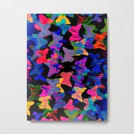 float like a butterfly 5 Metal Print