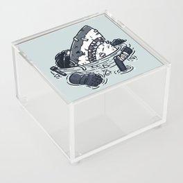 The Goon Shark Acrylic Box