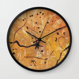 Earth cycle5 2 Wall Clock
