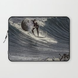 Steal the moon Laptop Sleeve