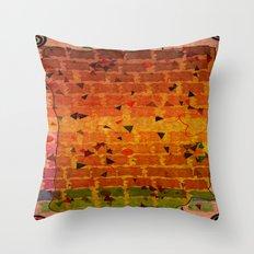 Relaxing Pattern Throw Pillow