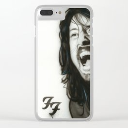 'If Everything Could Ever Feel This Real Forever' Clear iPhone Case