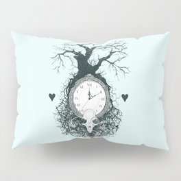 The rabbit in the hole Pillow Sham