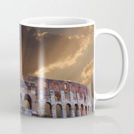 The Coliseum of Ancient Rome Coffee Mug