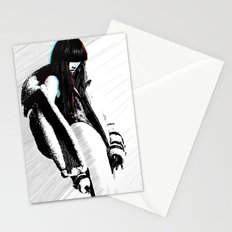 Three These Stationery Cards