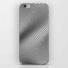 Bold Minimal Lines iPhone Skin
