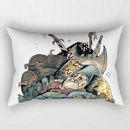 Gnome Chomsky Rectangular Pillow