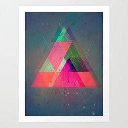 8try Art Print