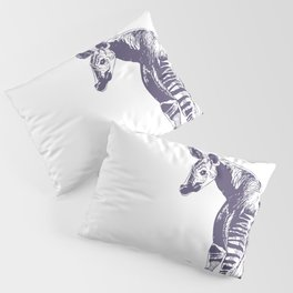 Okapi Pillow Sham