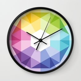 Fig. 020 Wall Clock