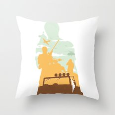 TREV Throw Pillow