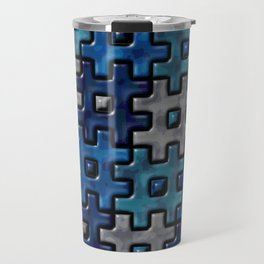 Geometrix LVII Travel Mug