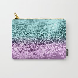 Mermaid Girls Glitter #3 #shiny #decor #art #society6 Carry-All Pouch