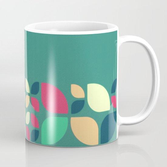 Vintage Spring Pattern II Mug