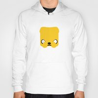 jake Hoodies featuring Marshmallow Jake by Oblivion Creative