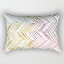 Watercolor II Rectangular Pillow