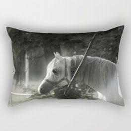 In captivity Rectangular Pillow
