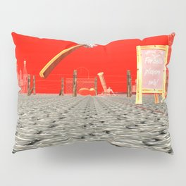 Sqaured: Cultural Policy Pillow Sham