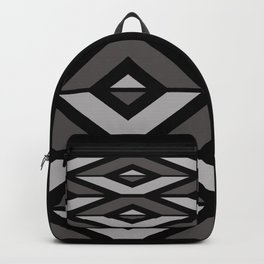 Elegant Decorative Pattern Backpack