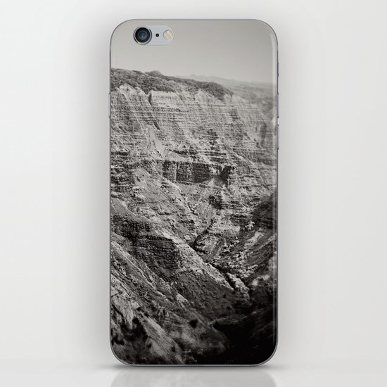 Retro Canyon iPhone & iPod Skin
