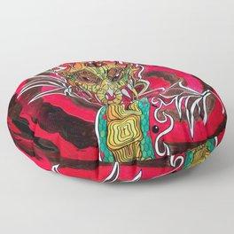 Soul Dragon Floor Pillow