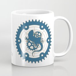 Odd Customs Logo  Coffee Mug