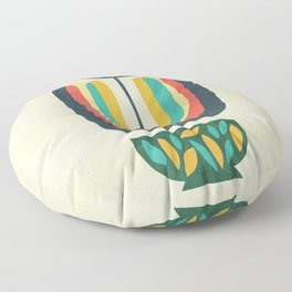 Potted Plant 3 Floor Pillow