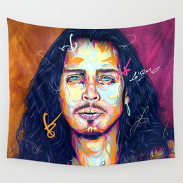 Angel Cornell Wall Tapestry