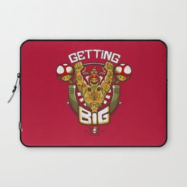 Getting Big Laptop Sleeve