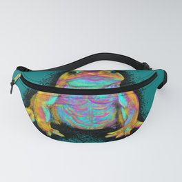 Colorful Tough Toad Fanny Pack