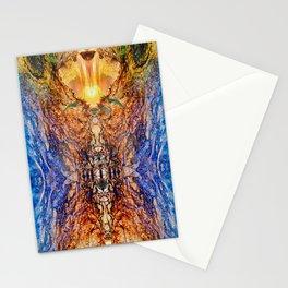 JagadAtman-SupremeSpirit  Spiritual awakening Stationery Cards