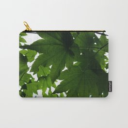 Vine Maple After Summer Rain Carry-All Pouch