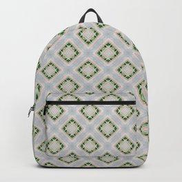 Cute Diamond Beadwork Print Backpack