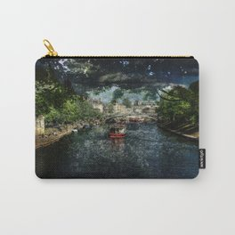 Spring - River Ouse, York Carry-All Pouch