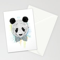 Hello Panda Stationery Cards