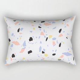 Terrazzo Texture #4 Rectangular Pillow