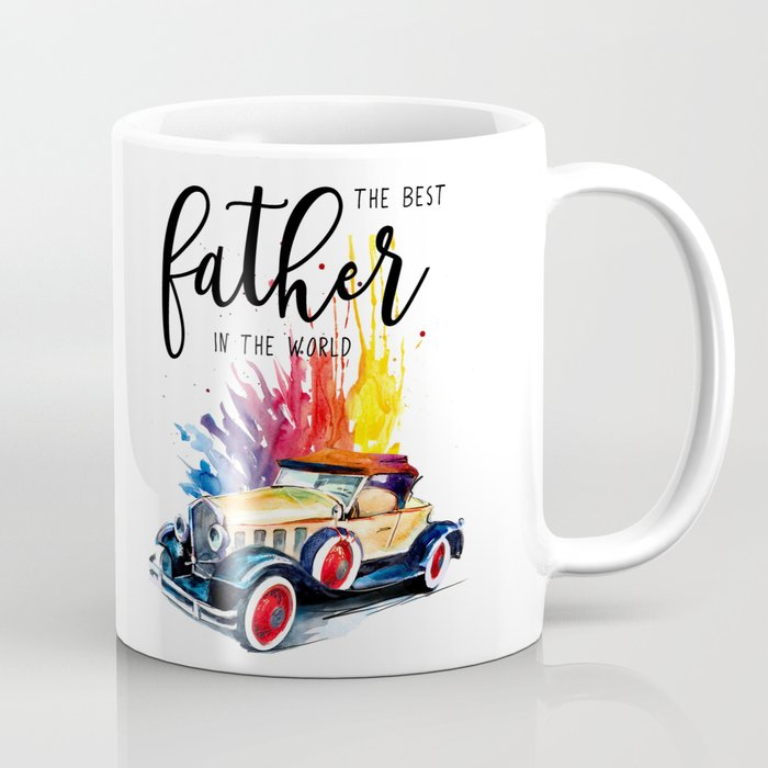 best father 2 in the world father s day coffee mug by julianarw