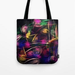 What the Wind Said Tote Bag