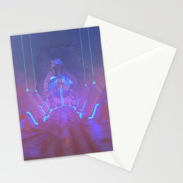 Lost Astronaut Series #05 - Star Harvester Stationery Cards